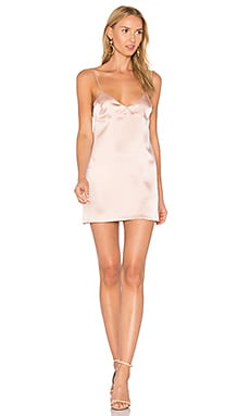 Lani Slip Dress in Rose