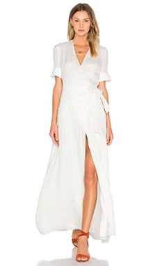 DREAM Blair Maxi Dress in Ivory
