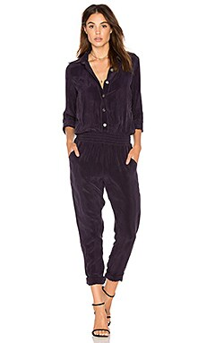 Rosie Jumpsuit in Navy