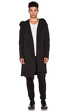 Drifter Revan Hoody in Black