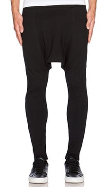Drifter Gryphon Pant in Black