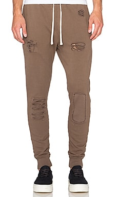 PANTALON SWEAT OLIVER