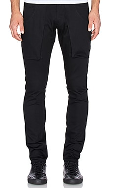 Drifter Primero Pants in Black