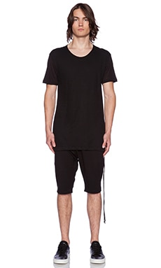 Drifter Perrin Tee in Black
