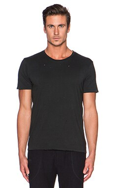 Drifter Ferris Tee in Black
