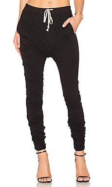 Double Leggings en Noir