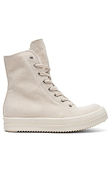 Vegan Sneakers in Cream
