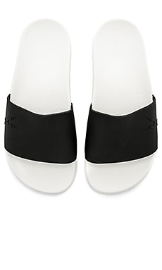 Shower Slides DRKSHDW by Rick Owens $88