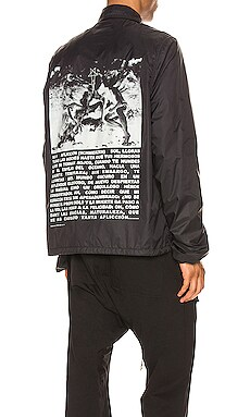 Snapfront Jacket DRKSHDW by Rick Owens $660