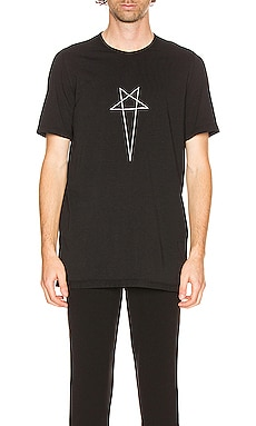Level Tee DRKSHDW by Rick Owens $236