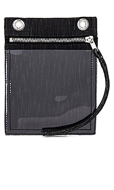 Security Pocket Bag DRKSHDW by Rick Owens $198