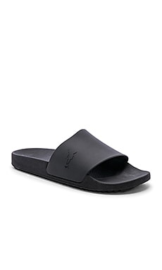 Rubber Slides DRKSHDW by Rick Owens $204