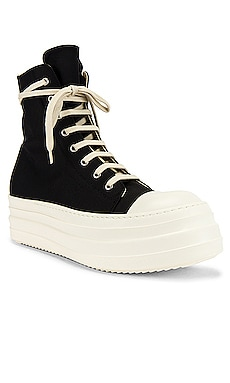 Double Bumper Beetle Sneakers DRKSHDW by Rick Owens $790