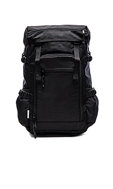 DSPTCH Ruckpack in Black