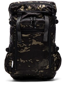 DSPTCH Ruckpack in Black Camo