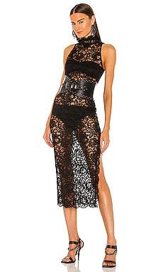 Debbie Midi Dress DUNDAS x REVOLVE $298
