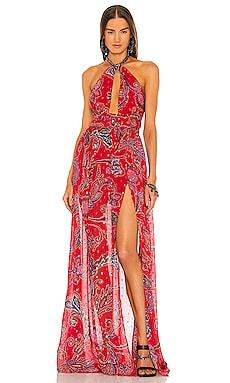 Jimi Maxi Dress DUNDAS x REVOLVE $498