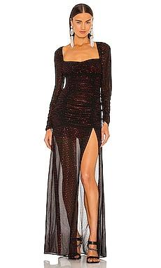 Stardust Maxi Dress DUNDAS x REVOLVE $348 NEW