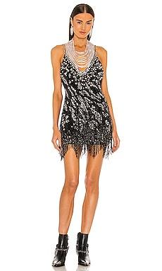 Joan Embellished Mini Dress DUNDAS x REVOLVE $498