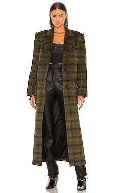 Byrne Coat DUNDAS x REVOLVE $698