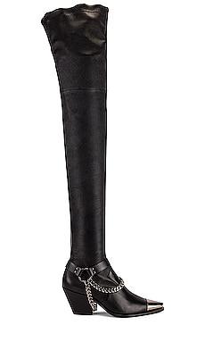 London Boot DUNDAS x REVOLVE $598