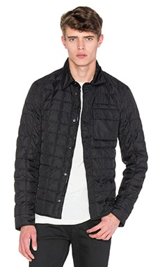 Duvetica Aegnor Jacket in Nero