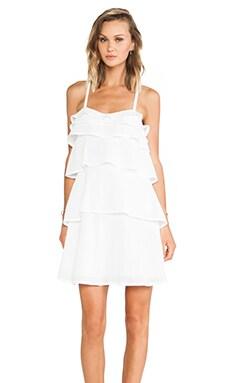 Diane von Furstenberg Avery Dress in White
