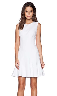 Diane von Furstenberg Jaelyn Dress in White