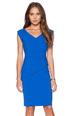Diane von Furstenberg Bevin Dress in Blue Diamond