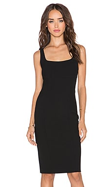 Diane von Furstenberg Myla Dress in Black
