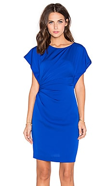 Diane von Furstenberg Jenna Dress in Cosmic Cobalt