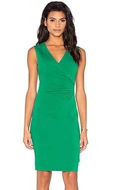 Layne Dress in Emerald Sea