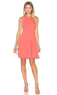 Citra Dress en Ocean Coral