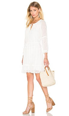 Edlyn Dress in White