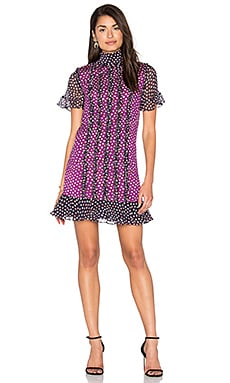 Sebina Dress in Pirouette Dot