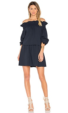 Georgie Dress in Deep Night