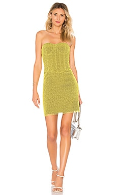 Corset Dress Diane von Furstenberg $168