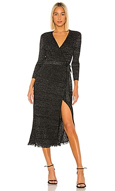 Bobbi Wrap Dress Diane von Furstenberg $498
