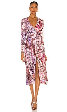 Tilly Midi Dress Diane von Furstenberg $568