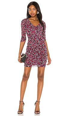 Gina Dress Diane von Furstenberg $298