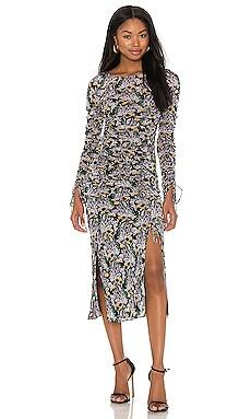 Corinne Dress Diane von Furstenberg $448