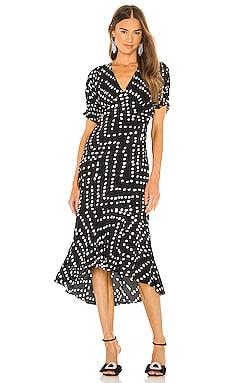 ORLA ラップドレス Diane von Furstenberg $338