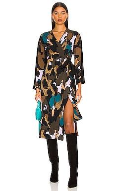TULISA ドレス Diane von Furstenberg $348