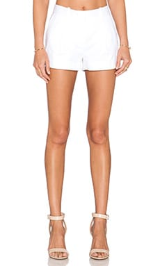 Diane von Furstenberg Naples Short in White