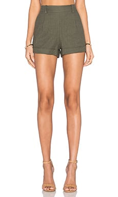 Diane von Furstenberg Gillian Short in Deep Lichen