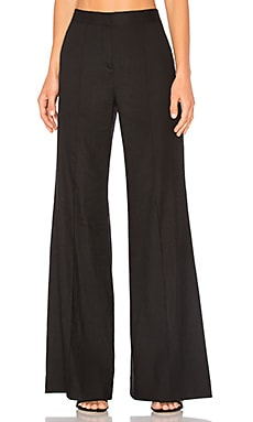 Pleat Flare Pant