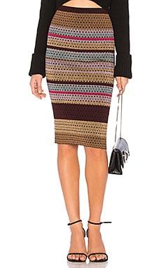KNIT MINI スカート Diane von Furstenberg $195