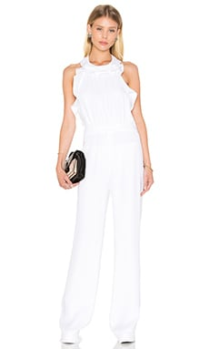 Blithe Jumpsuit in White