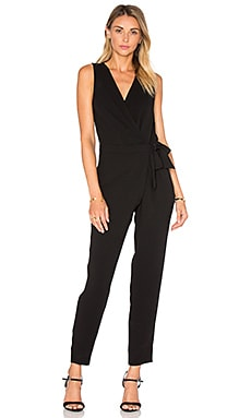 Cordia Jumpsuit in Black