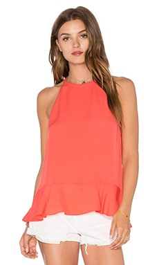 Lizzy Tank in Ocean Coral